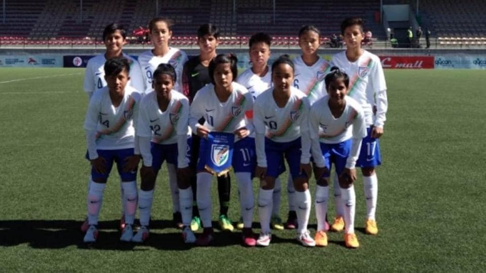 Indian women's football team,AFC U-16 Qualifiers,India vs Hong Kong