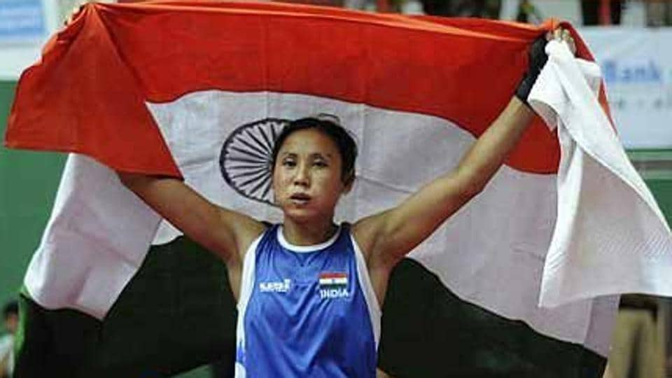 L Sarita Devi,Boxing,Asian Games