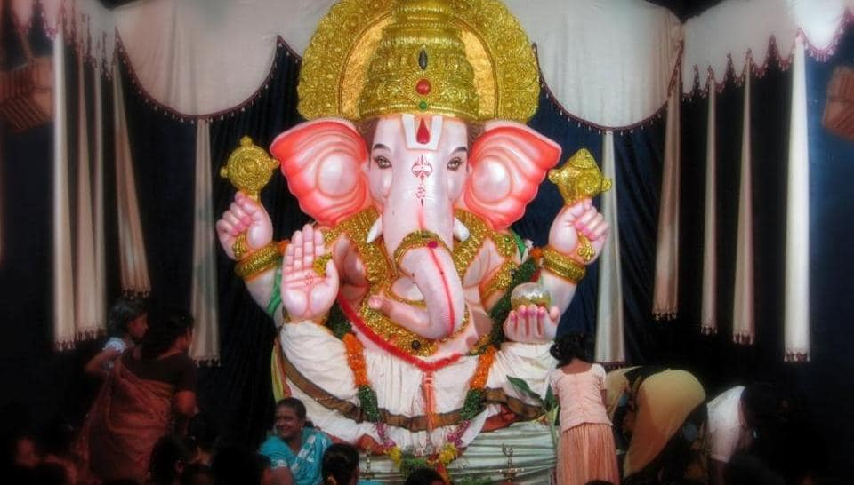 Ganesh Chaturthi is a festival celebrating Lord Ganesha's visit to the homes of devotees in the month of Bhadra, according to the Hindu calendar.