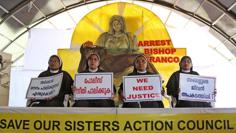 Kerala nun rape,Kerala nun rape case,Kerala church