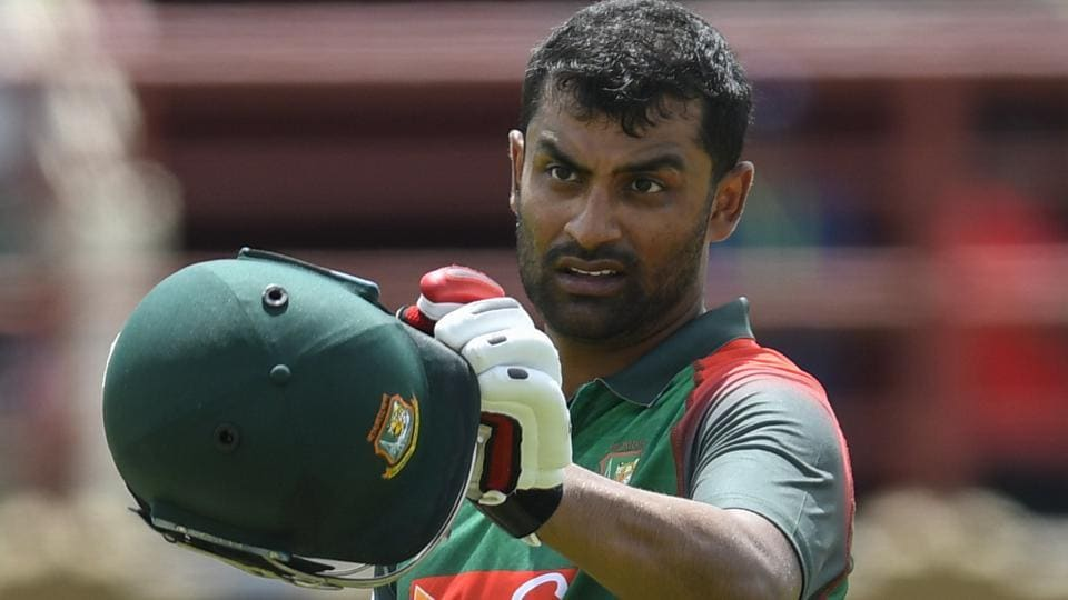 Asia Cup 2018,Tamim Iqbal,Tamim Iqbal injury