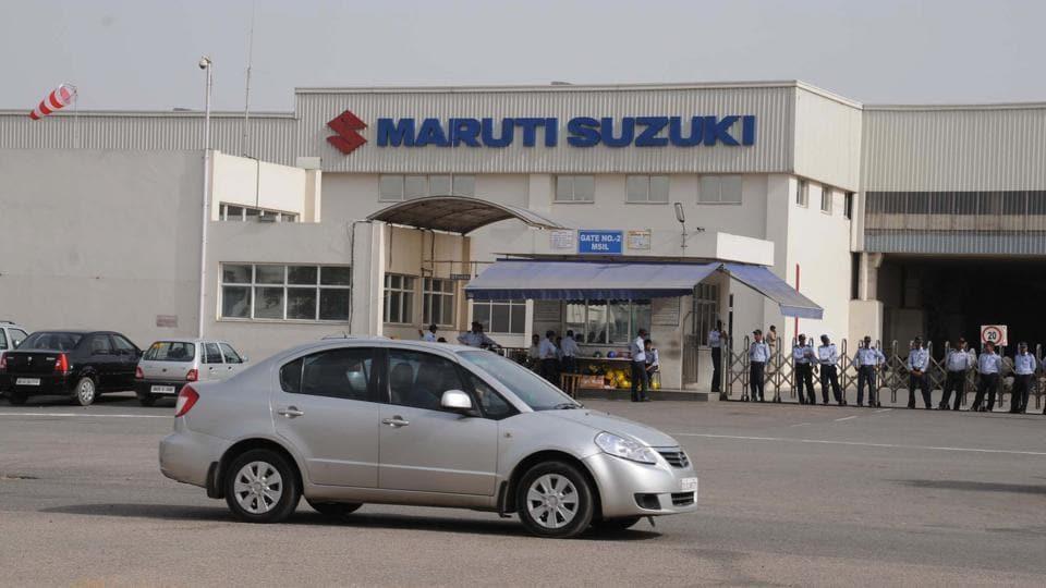 Gurugram,Maruti,Manesar