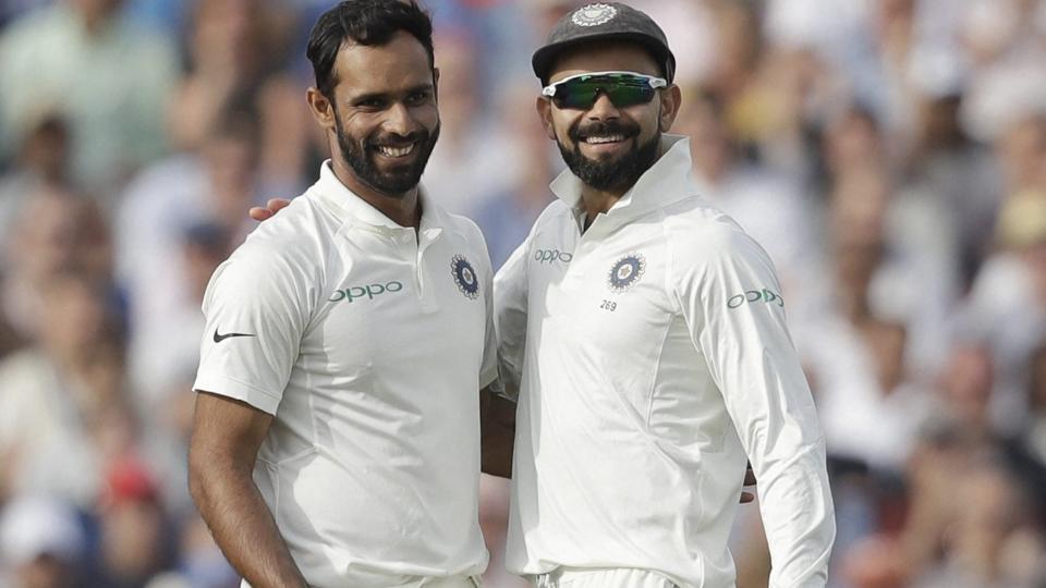 Hanuma Vihari,Virat Kohli,India vs England