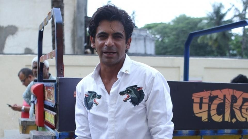 Sunil Grover,Salman Khan,Bharat