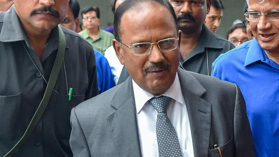 National Security Adviser (NSA) Ajit Doval is in Washington for talks with US Secretary of State Mike Pompeo, defence secretary James Mattis.