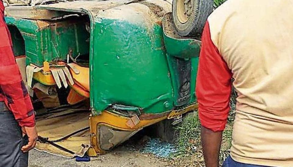 Noida,Greater Noida,Accident