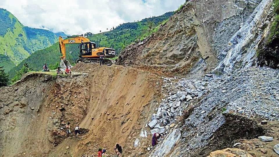 Uttarakhand,Landslide,flood