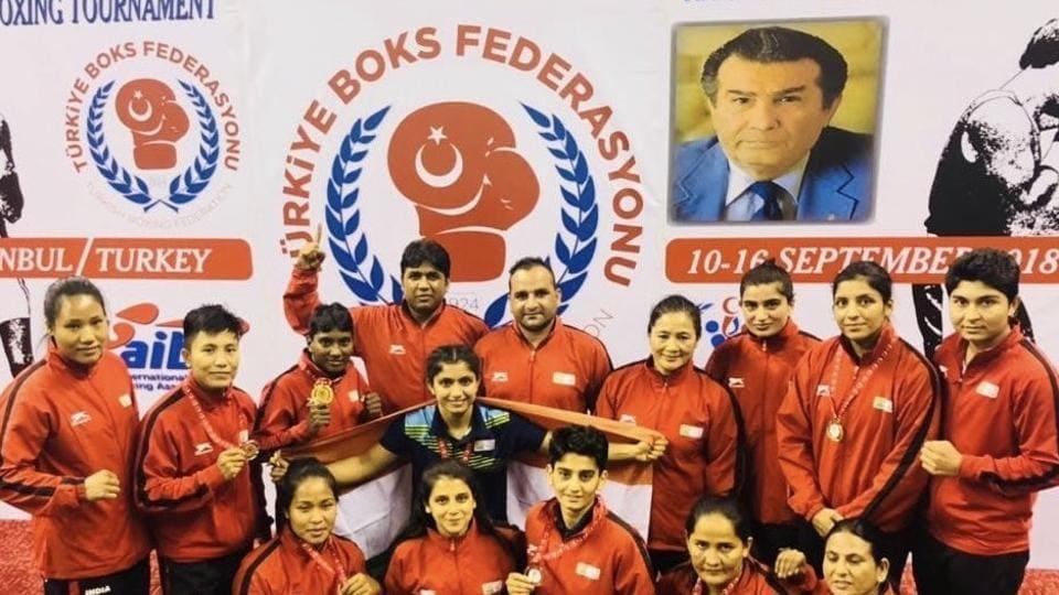 Boxing,Simranjit Kaur,Sema Caliskan
