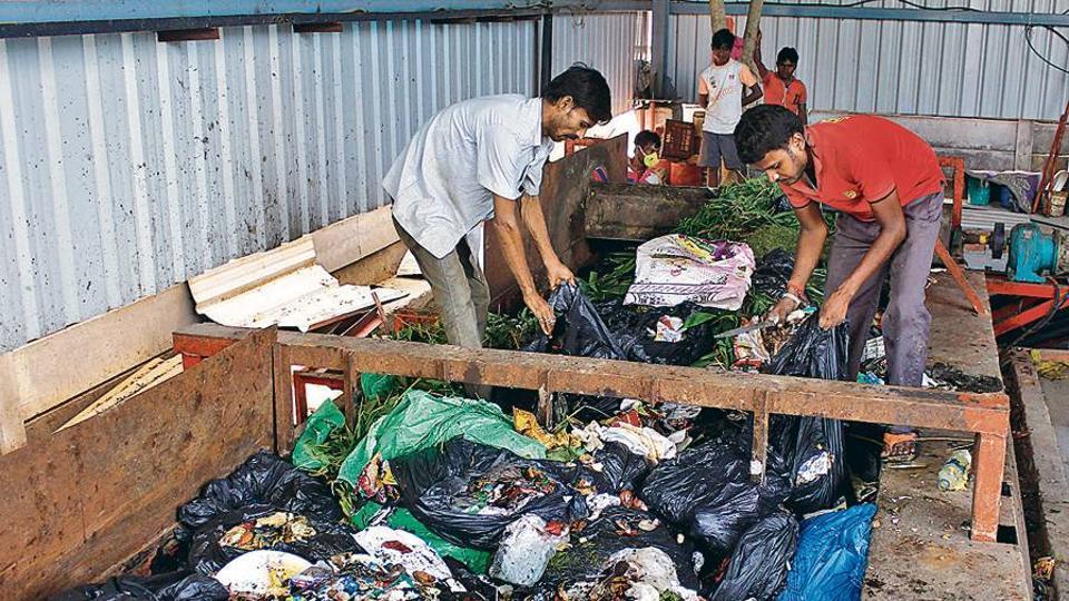 Waste segregation,Gurugram,Waste Management
