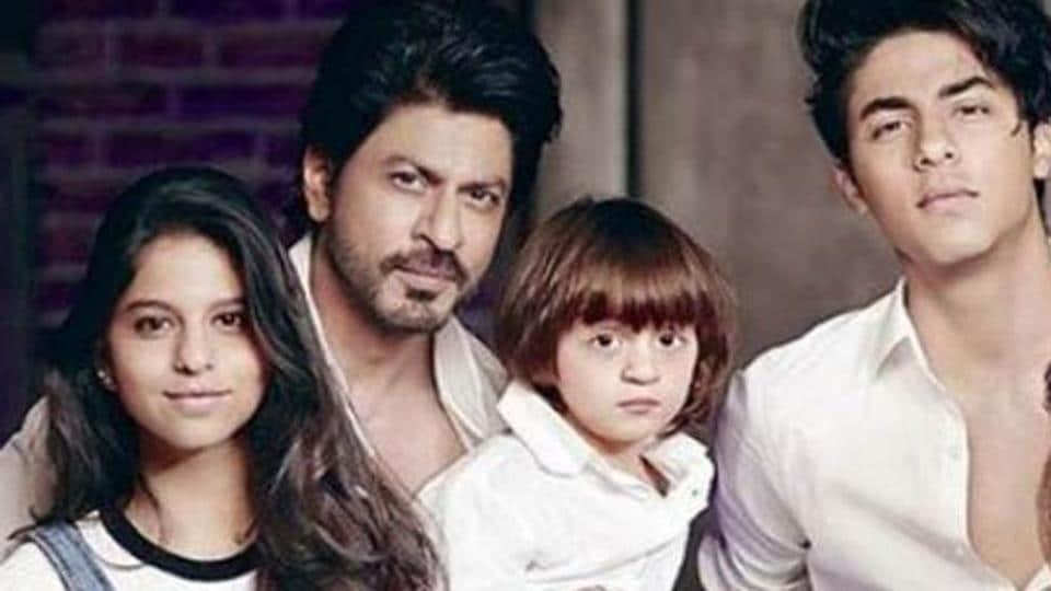 Shah Rukh Khan,Father,Suhana