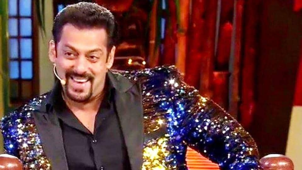 Bigg Boss 12 Salman Khan S First Look Revealed Here S How Much His