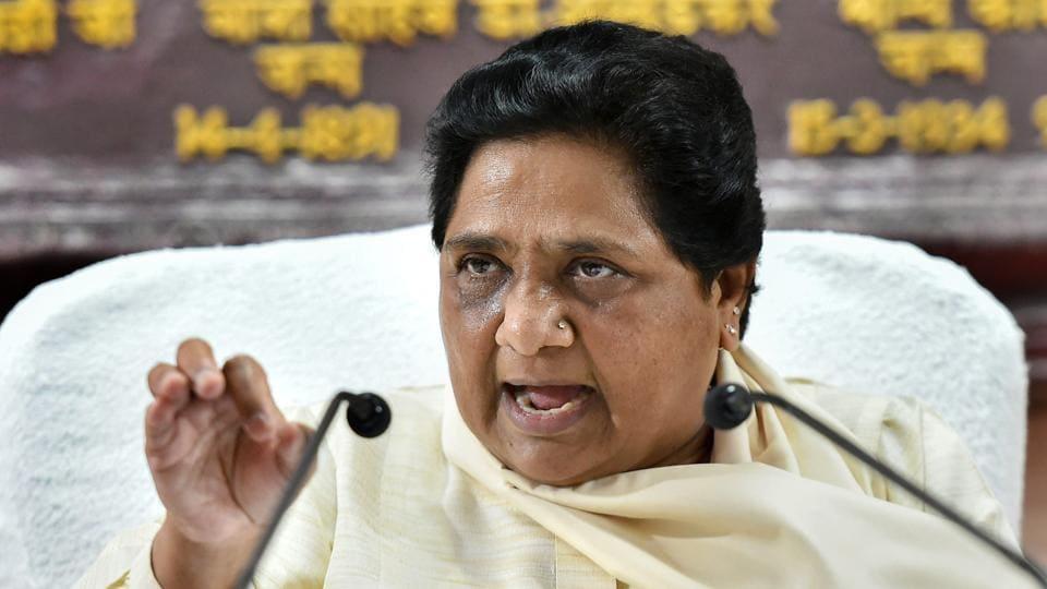 Mayawati,Bhim Army,Chandrashekhar