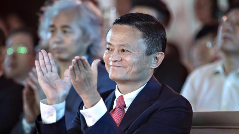 Jack Ma,Alibaba,Communitst Party of China