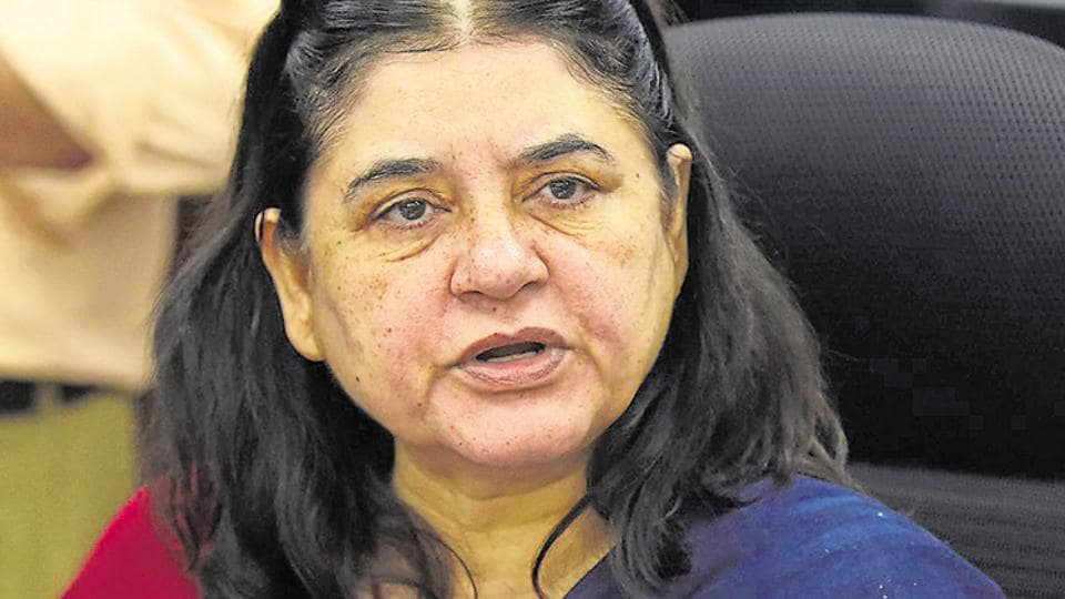 Child separated from jailed mother must be made to visit her regularly: WCD minister Maneka