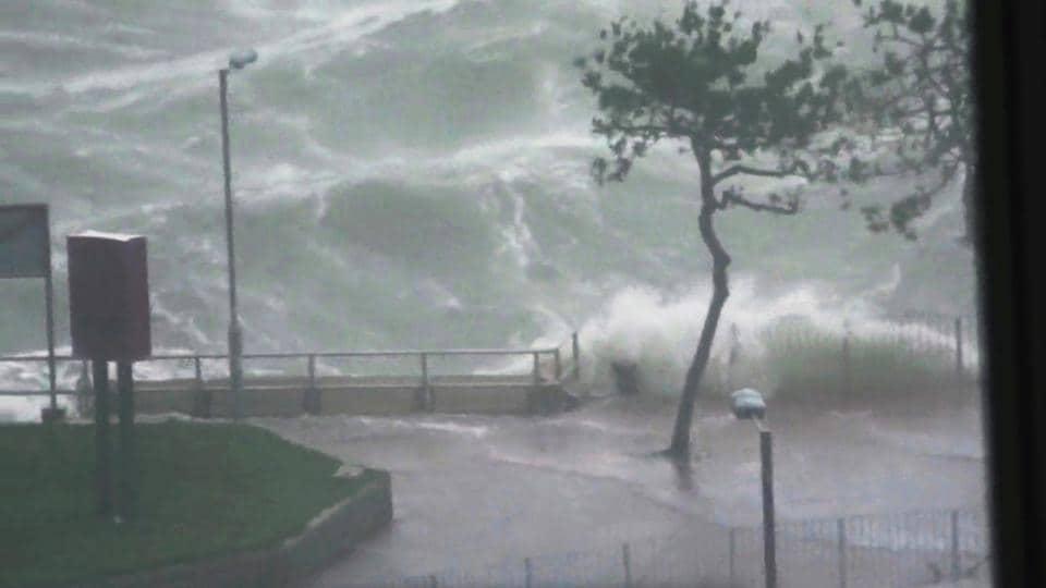 Typhoon Mangkhut,China,Philippines
