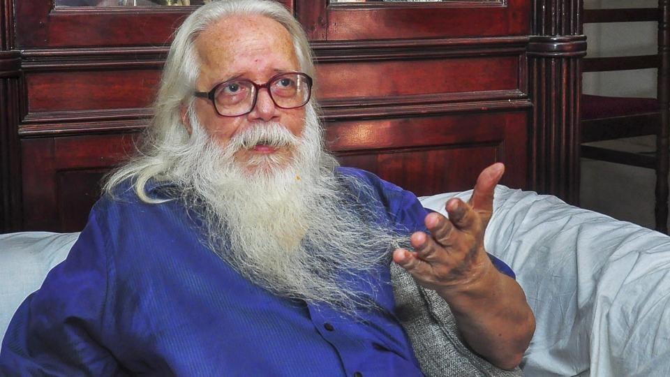 ISRO spy case,nami narayanan,ISRO