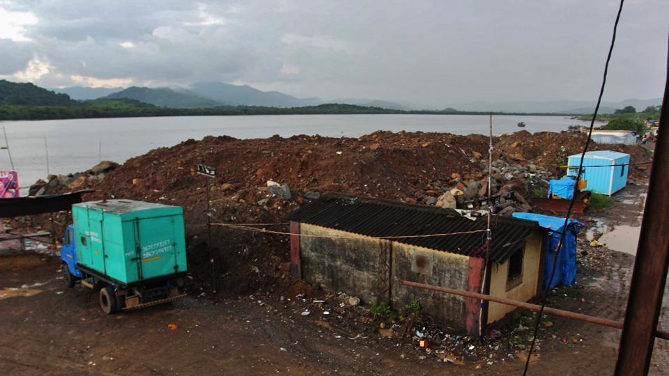 Gaimukh waterfront,Thane,Thane municipal corporation