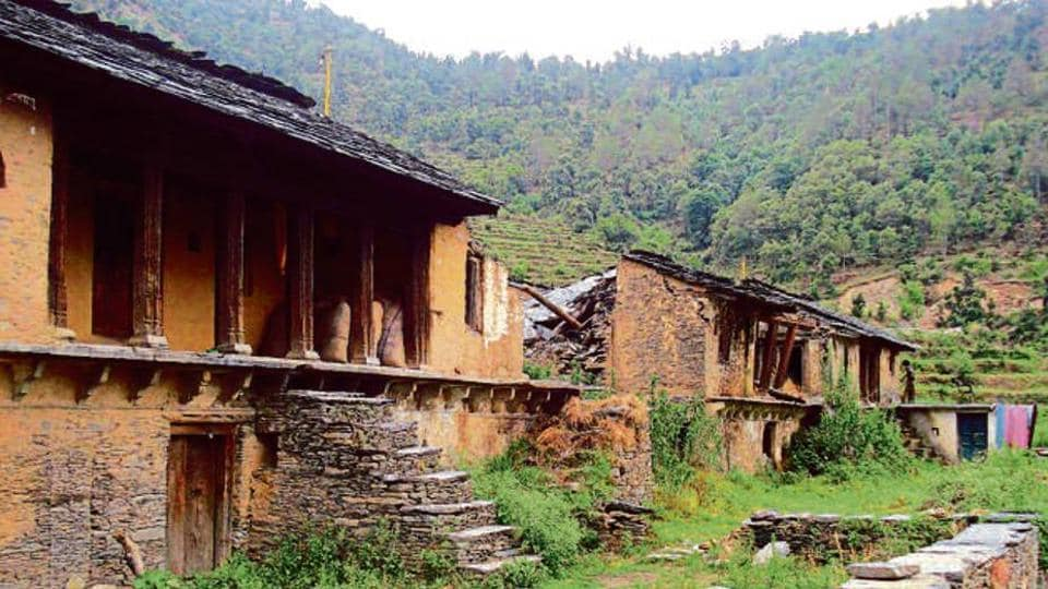 Uttarkhand,Climate Change,Crop