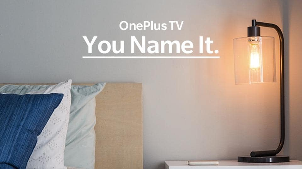 You can name OnePlus' new smart TV