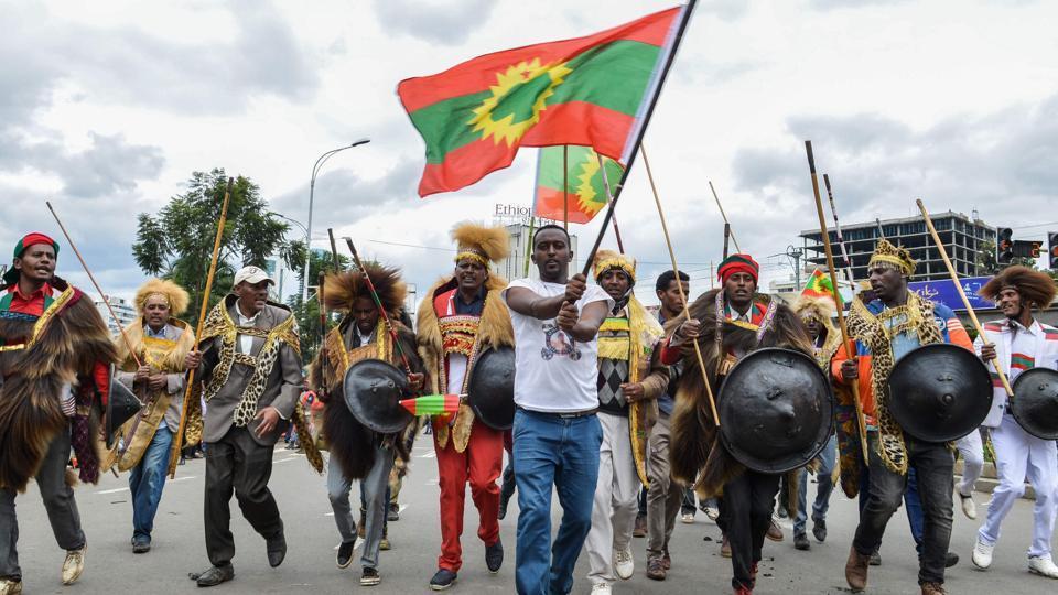Deadly ethnic-based attacks erupt near Ethiopia's capital
