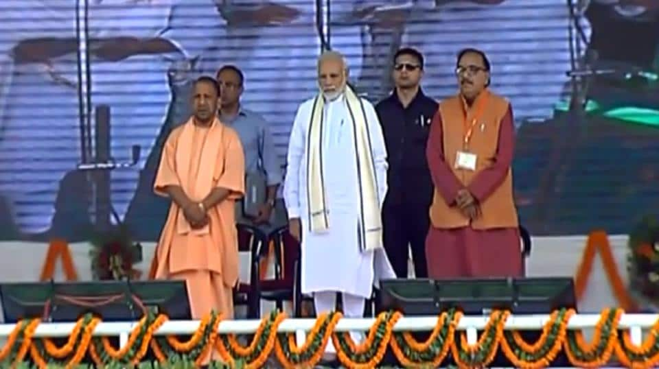 Image result for PM modi in varanasi