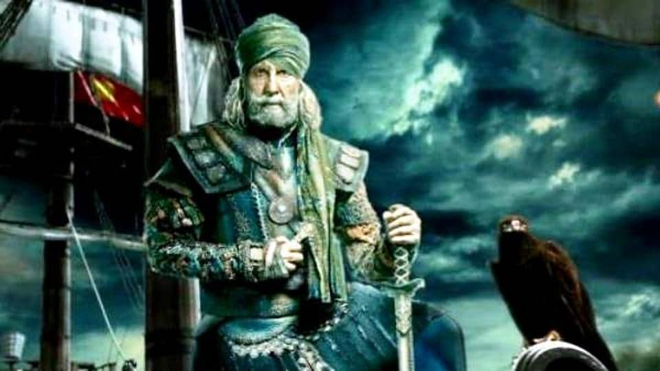 Thugs Of Hindostan motion poster: Amitabh Bachchan introduces him as Khudabhaksh