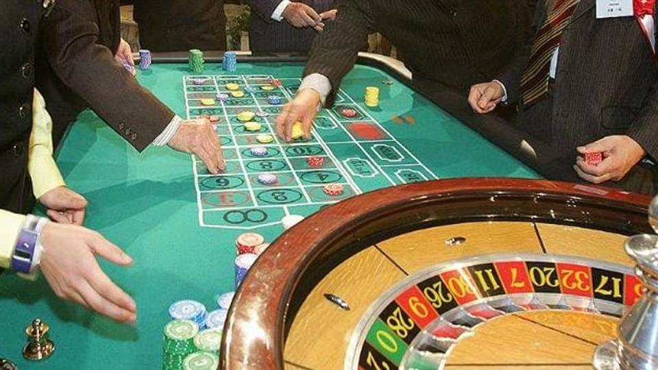 Delhi,Delhi police,Casino