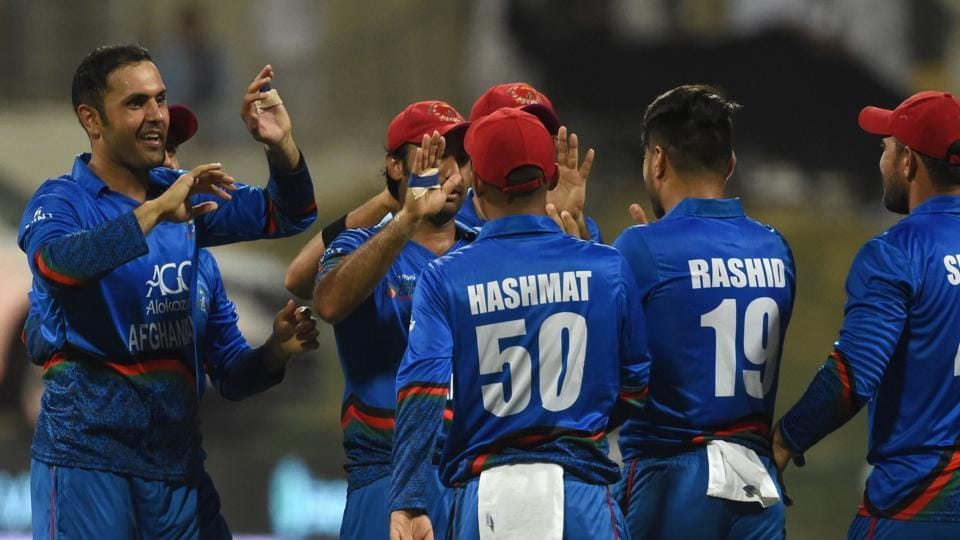 Afghanistan beat Sri Lanka by 91 runs and sent them packing out of the Asia Cup 2018.  (AFP)