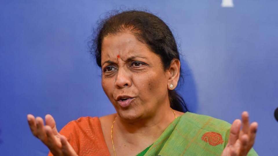 Nirmala Sitharaman,Rafale,Rafale deal
