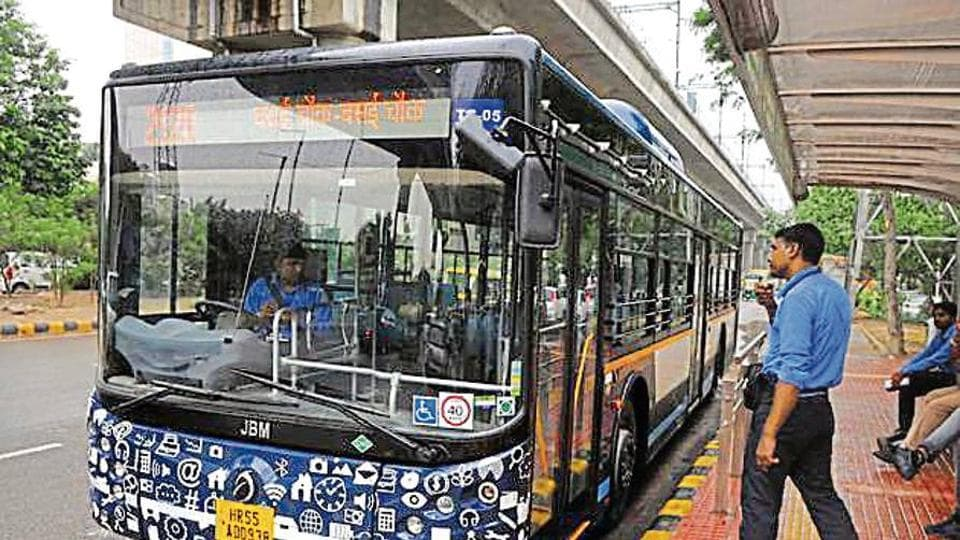 The Gurugaman bus service was launched on September 2. Currently, 23 buses operate on a single route.