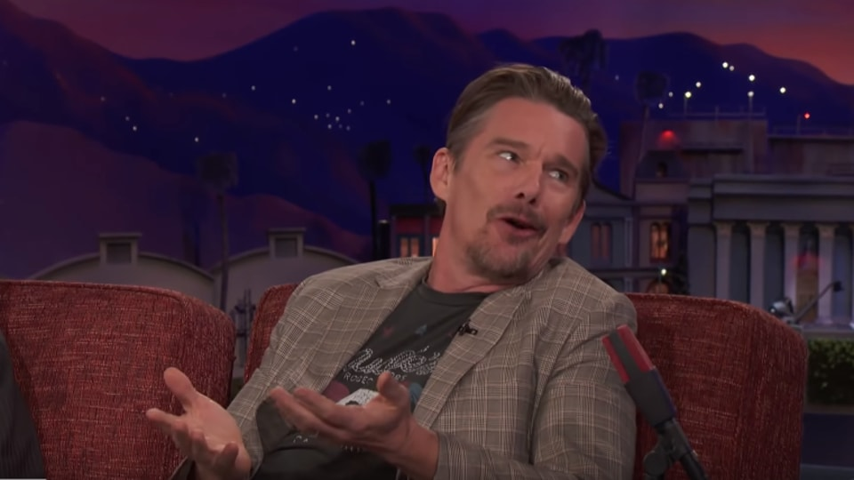 Ethan Hawke,Independence Day,Roland Emmerich