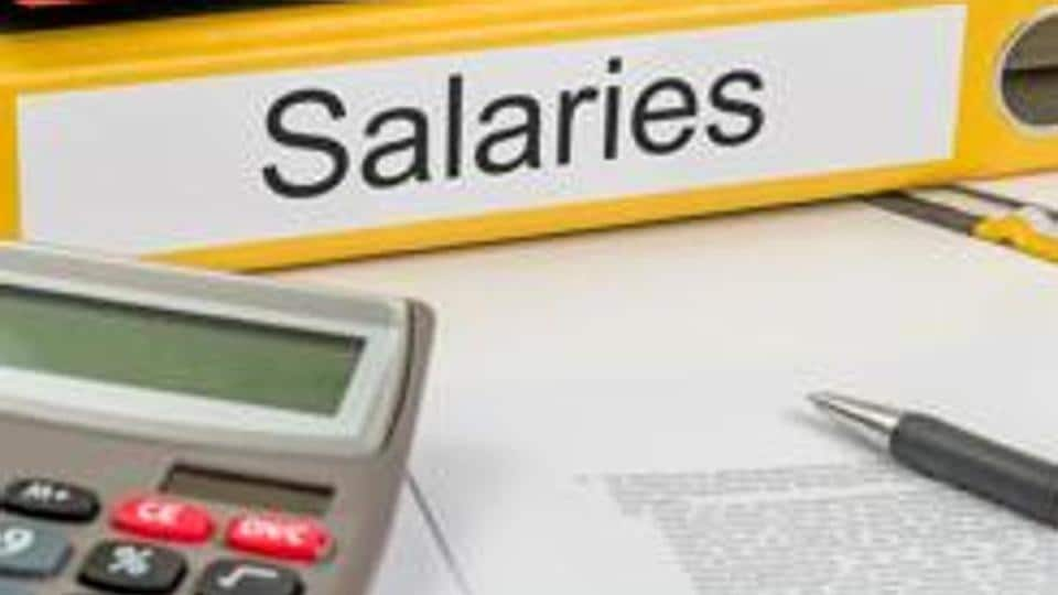 Gujarat,salary hike,BJP