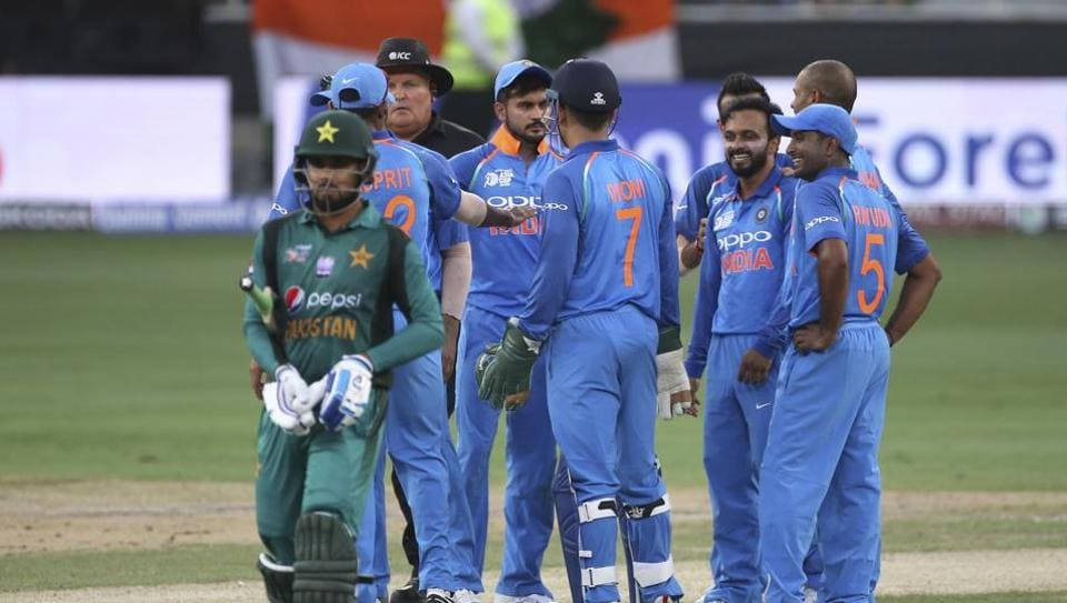 India beat Pakistan by 8 wickets in the league match of Asia Cup 2018 in Dubai (photo - getty)
