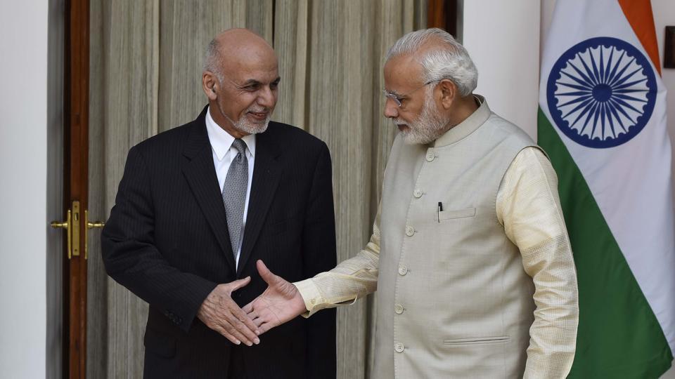 India-China project,Afghan diplomats,Narendra Modi
