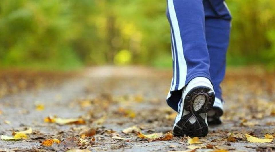 Walk more to avoid severe strokes!