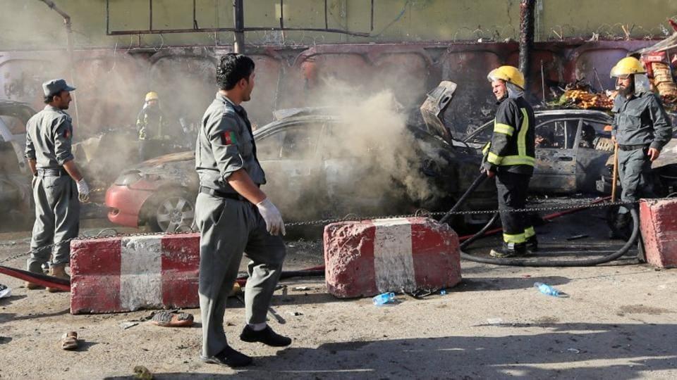 Terrorism,Terror attack,Afghanistan