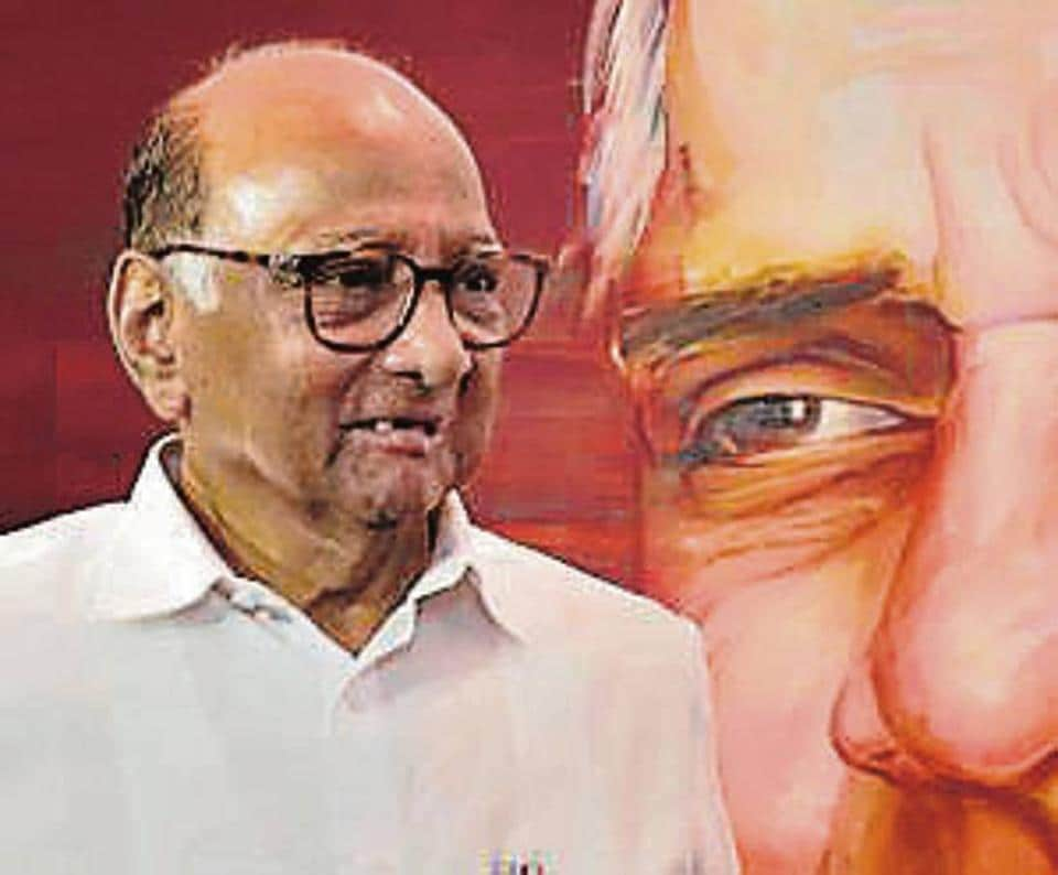 NCPcief Sharad Pawar also reacted to Rashtriya Swayamsevak Sangh (RSS) chief Mohan Bhagwat's statements on the construction of the Ram temple in Ayodhya, saying that Muslims and Christians are part of this country and have equal rights.