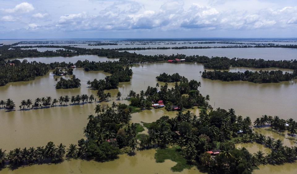 Kerala floods,Aftermath of Kerala floods
