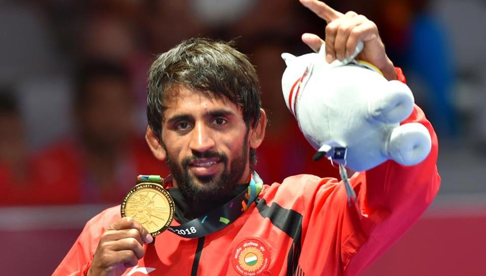 asian games 2018,bajrang punia,virat kohli