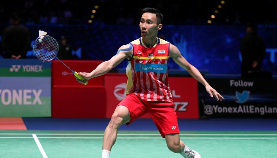 Shuttler Lee Chong Wei diagnosed with nose cancer