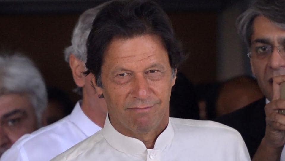 'Disappointed by negative, arrogant response by India', tweets Pakistan PM Imran Khan after talks called off