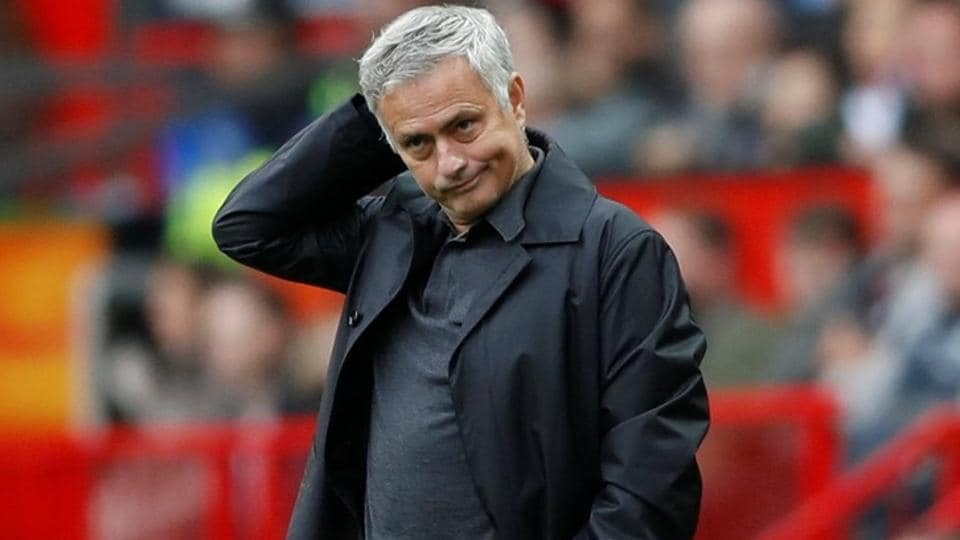 Image result for mourinho manchester united