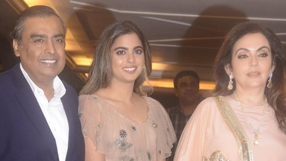 Isha Ambani's star-studded Lake Como engagement is exactly as magical as you'd imagine. Watch leaked video