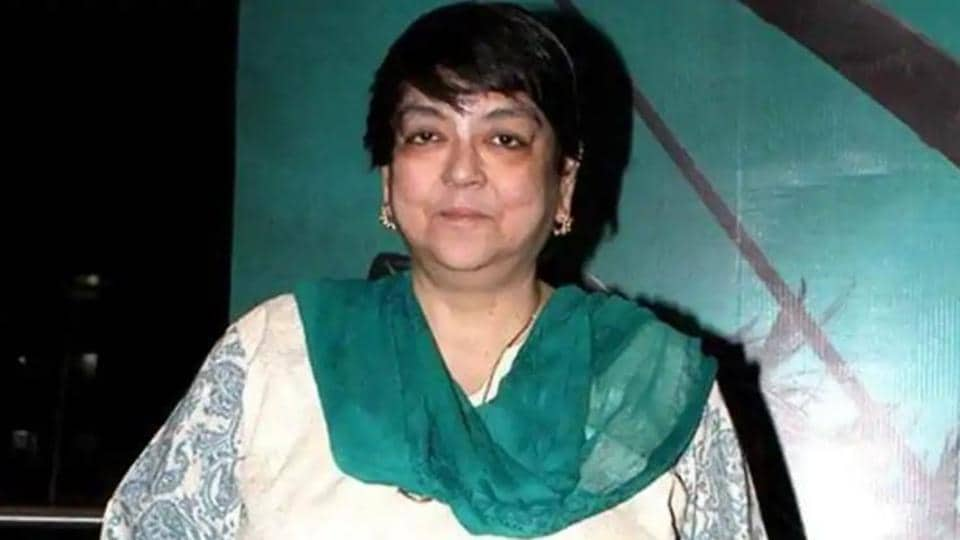 Bollywood in mourning as filmmaker Kalpana Lajmi dies, she was 61
