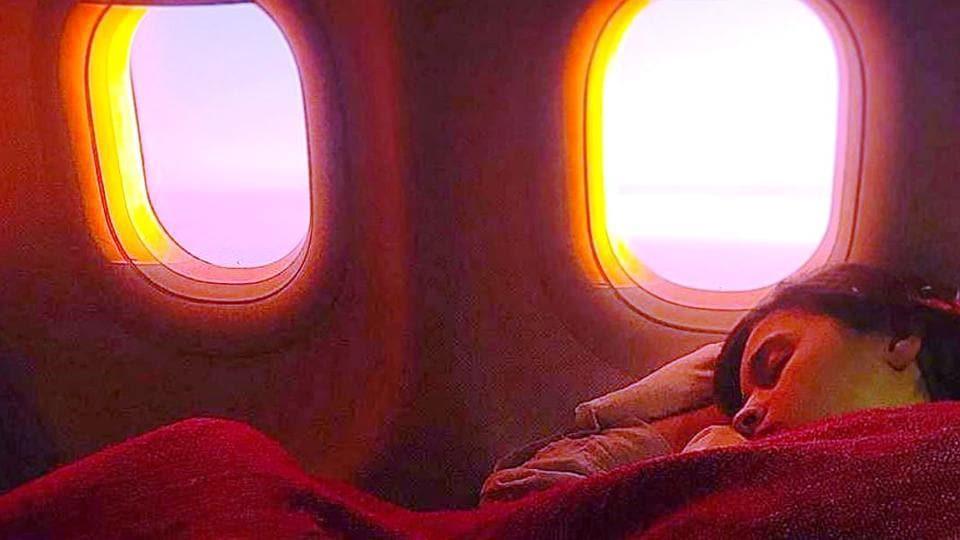 Alia Bhatt sleeps like a baby on a plane in sweet new