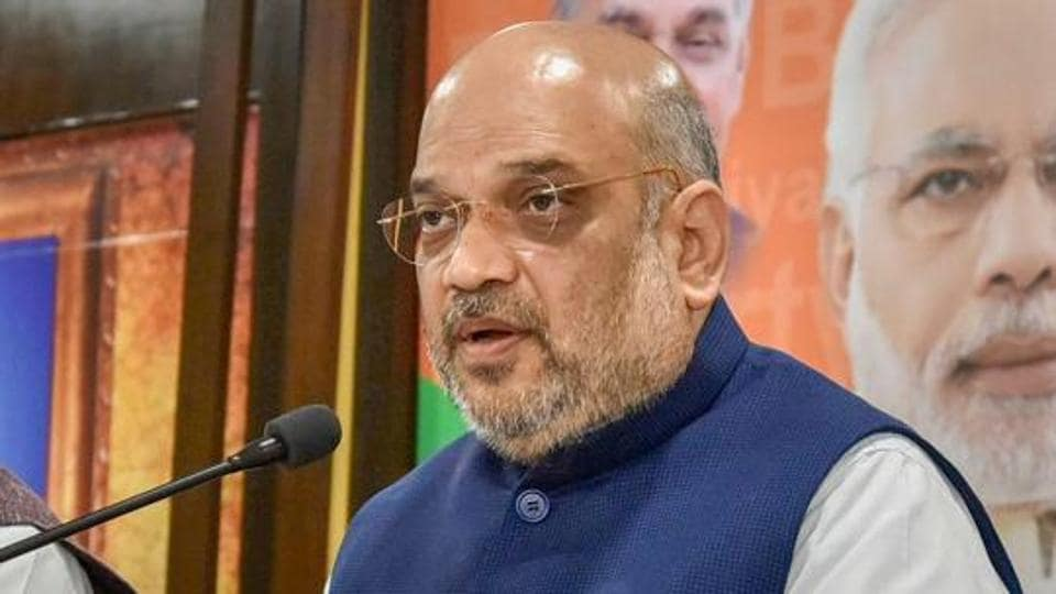 BJP chief Amit Shah Sunday said his party will seek to identify illegal immigrants living in the country if it comes to power after the Lok Sabha polls.
