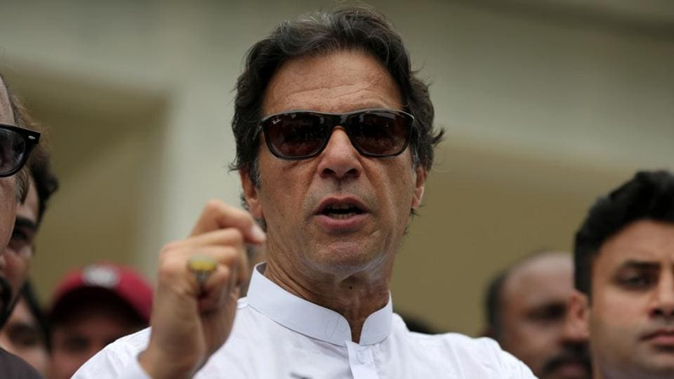 Imran Khan had written a letter to Prime Minister Narendra Modi, seeking to re-start bilateral talks on key issues including on terrorism and Kashmir.