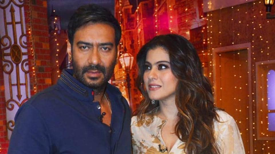 Ajay Devgn Accidentally Shares Wife Kajols Phone Number On Twitter