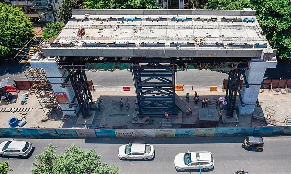 Your space,strengthen,metro rail project