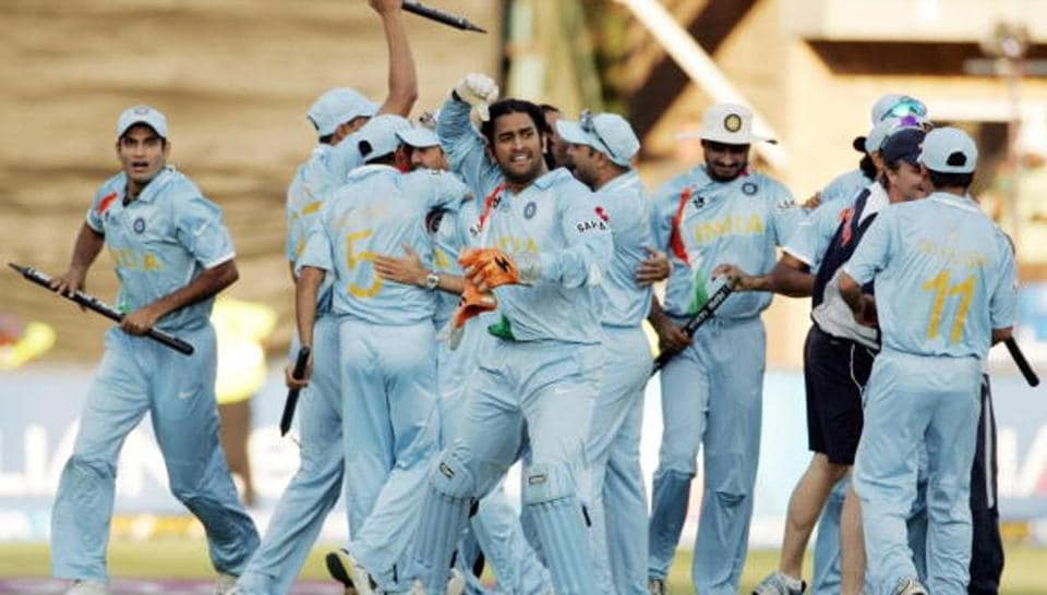 September 24 2007 Ms Dhoni And Company Win Inaugural World